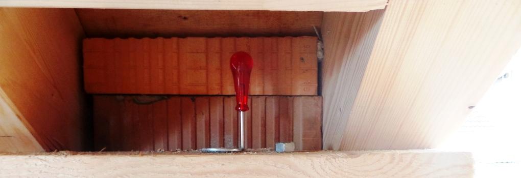 Bau Schaden Gutachter - Dachgiebel