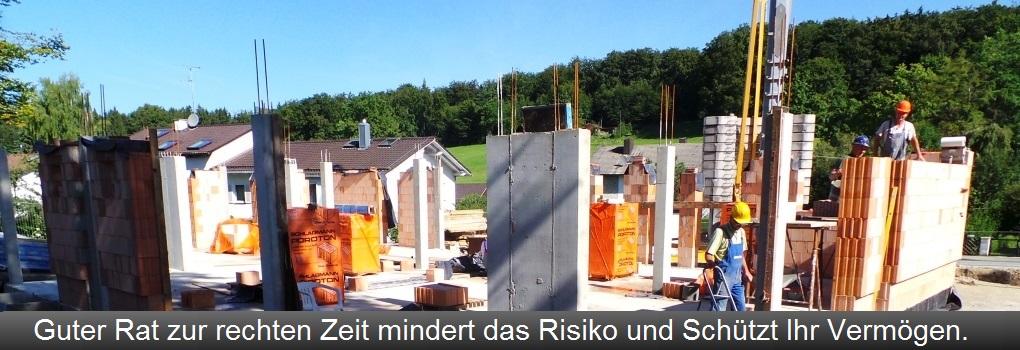 Bau Schaden Gutachter Banner 1